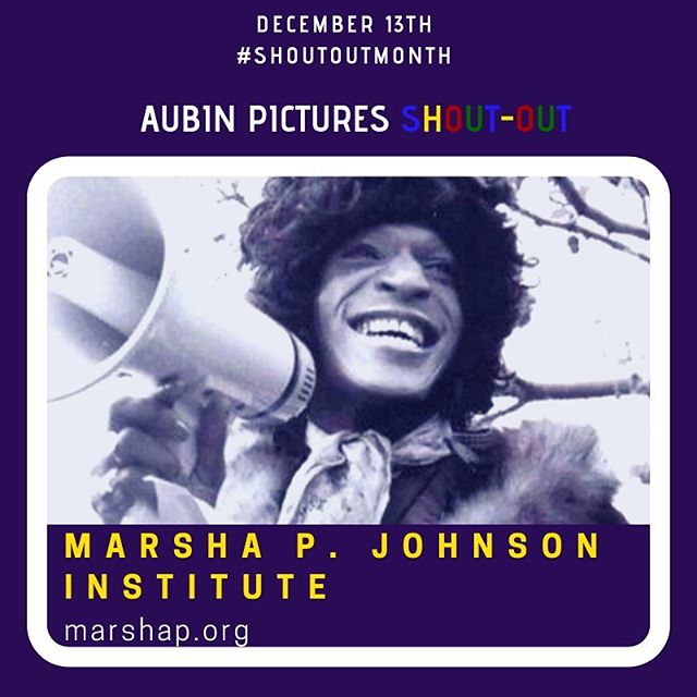 The mission of The Marsha P Johnson Institute (MPJI) is to create a crucial entry point for Black trans women and gender non-conforming femmes to obtain the skills, financial and programmatic resources necessary in advocating for an end to violence against all trans people. Head over to https://marshap.org/ for more information and contact info@marshap.org for donations ... Aubin Pictures' mission is to develop, produce and distribute cultural content that leads to social awareness and transformation. With 🗣#ShoutOutMonth🗣we hope to inspire dialogue and foster community building around the social issues that matter most to us.