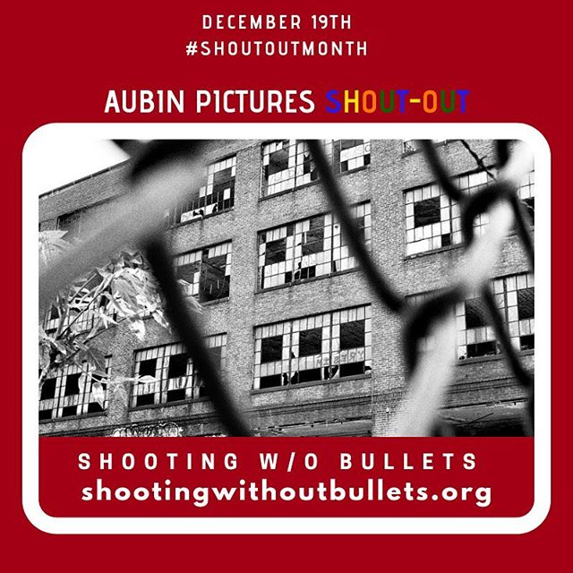 "Shooting Without Bullets ""is an expressive arts program that provides a framework for black and brown youth in Cleveland to develop and utilize their artistic voice to process the complex social issues affecting their lives & community."" Check it out at https://bit.ly/2rHlcPI and donate here: https://bit.ly/2UXtWP1 !  @iadking  Photo: ""Dear Cleveland"" by Isadora ... Aubin Pictures' mission is to develop, produce and distribute cultural content that leads to social awareness and transformation. With 🗣#ShoutOutMonth🗣 we hope to inspire dialogue and foster community building around the social issues that matter most to us."