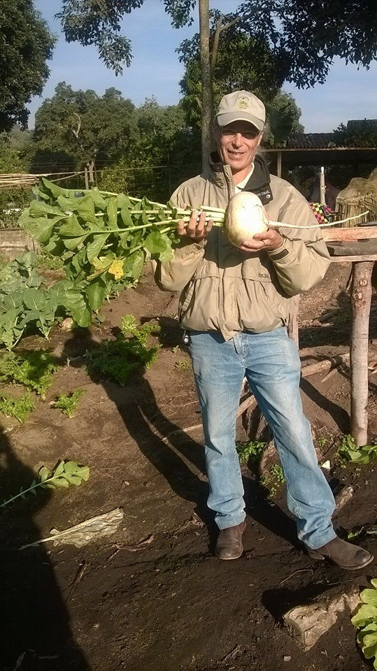 JUAN ORELLANA -Agrofenomena founder