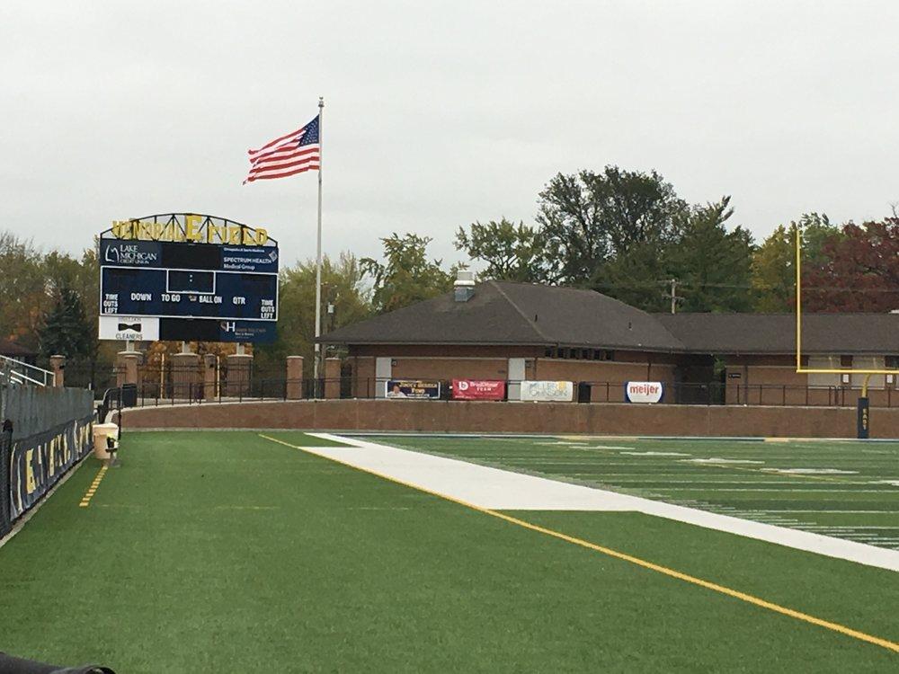 East Grand Rapids High School & Sports Complex