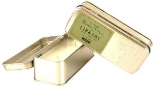 Paddywax Library Charles Dickens Travel Tin, Amazon, $11.25