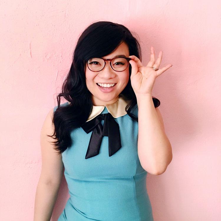 "- ""I didn't go to art school until my mid-20s."" — Ann Shen"