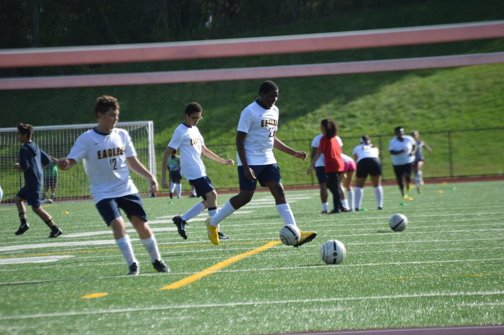 CLHS Boys Soccer