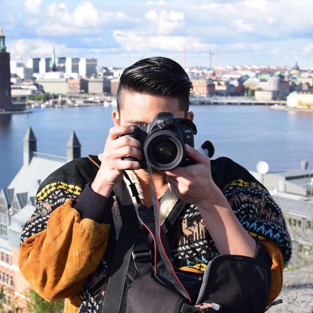 Alvin Collantes | Addo Platform Photographer