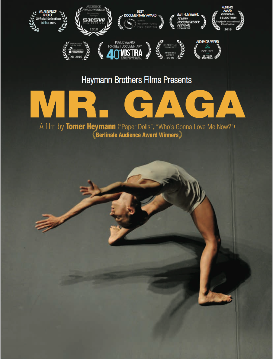 Mr Gaga on Netflix | Addo Platform Vancouver