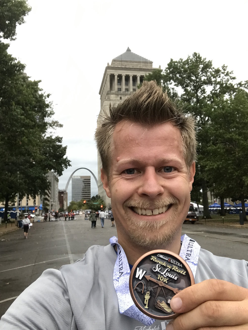 2017 St Louis Rock n' Roll 10k