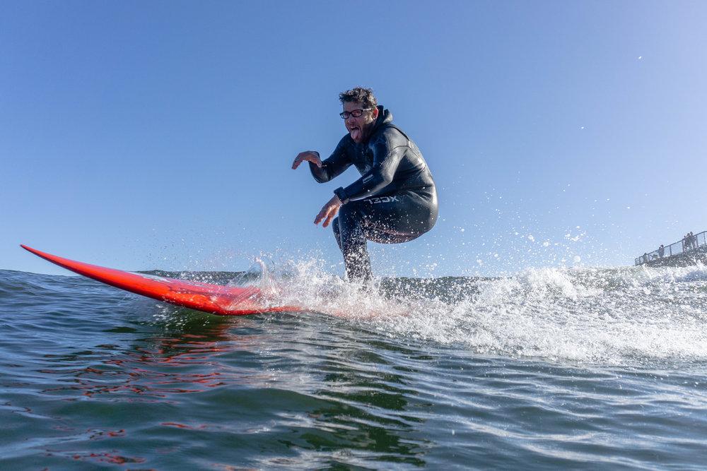 Santa Cruz surf photography by Dalton Johnson Media   www.daltonjohnsonmedia.com    @daltonjohnsonmedia