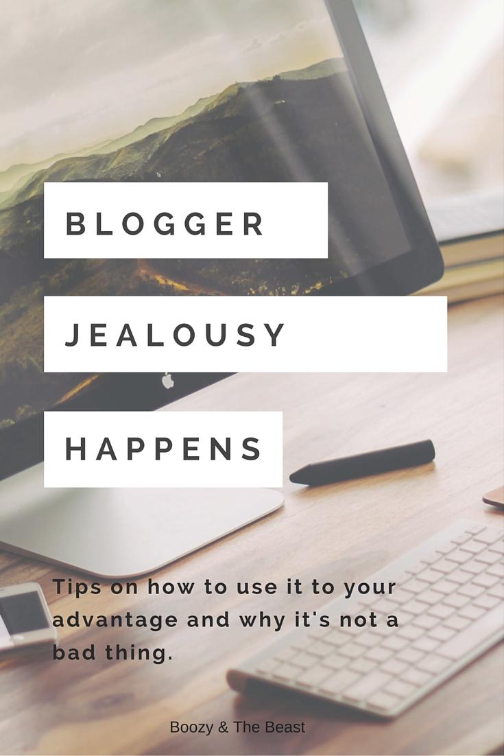 blogger Jealousy