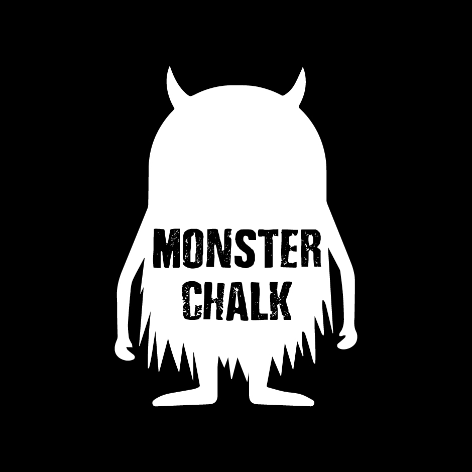 Monster Chalk Logo