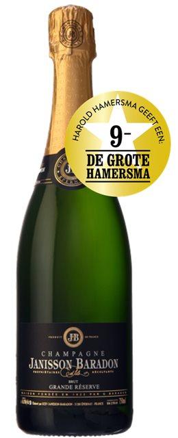 Janisson-Baradon Grande Réserve, normaal € 31, met Make Me Wine korting € 27,90