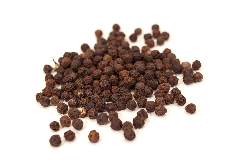 Black Peppercorns