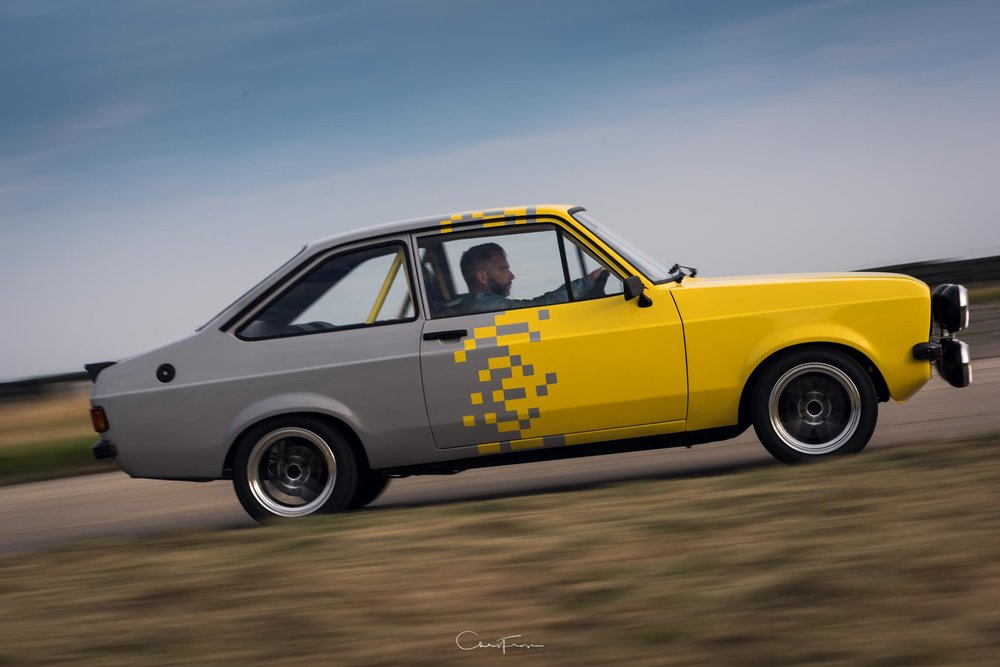 MK2 ESCORT — Partridge Design