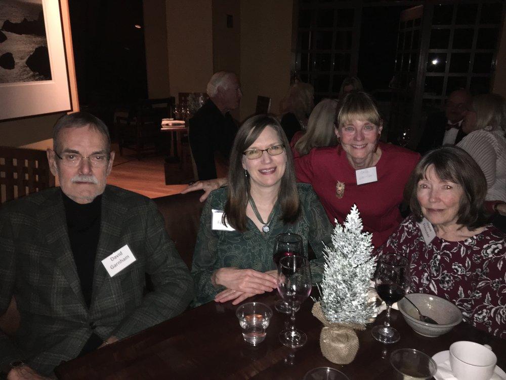 David & Carla Granham + Joyce Forester