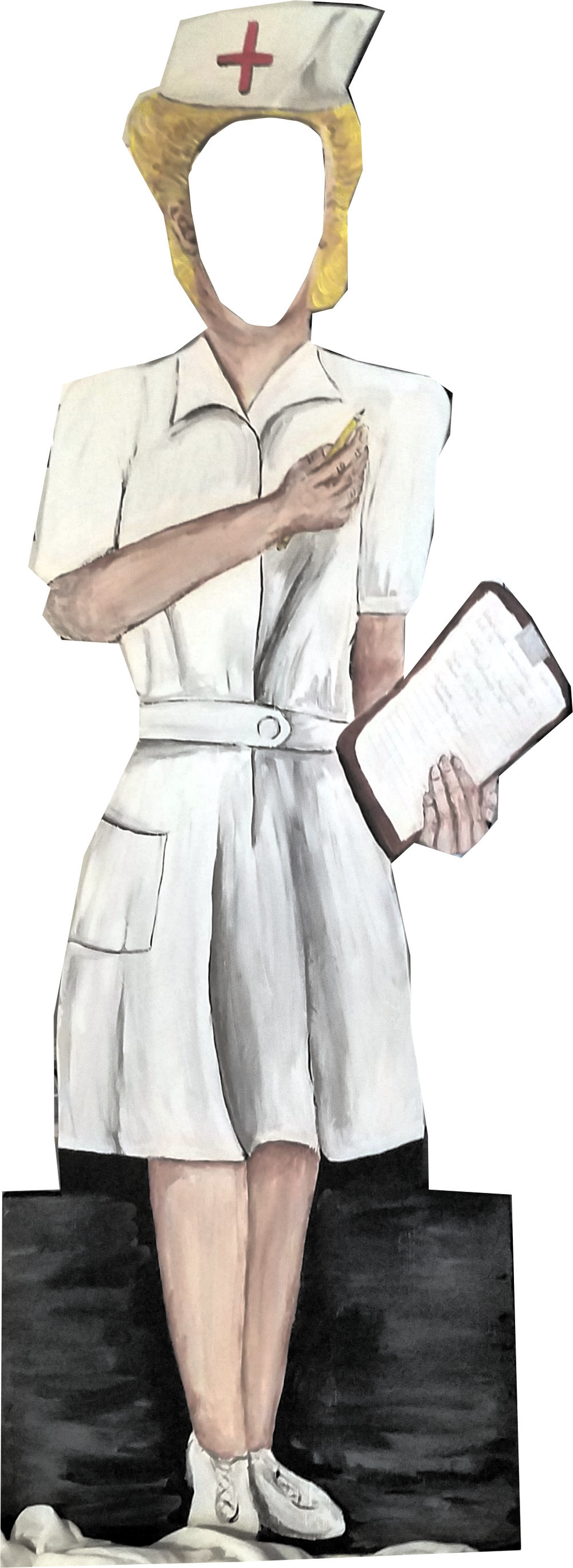 1950's style Nurse