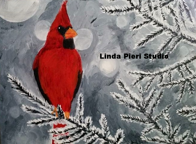Winter Cardinal (level 1)