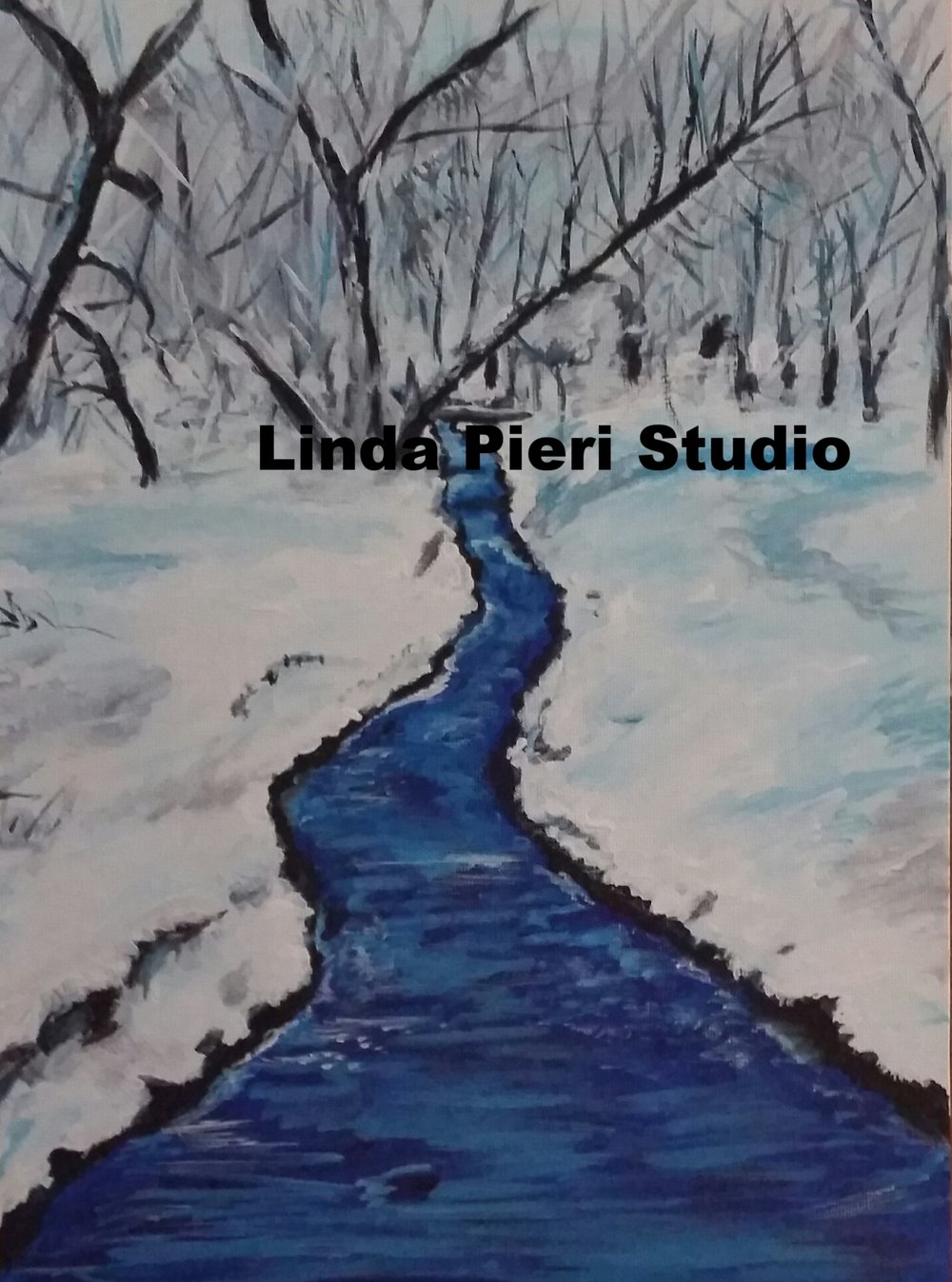 Winter Stream (L1+)
