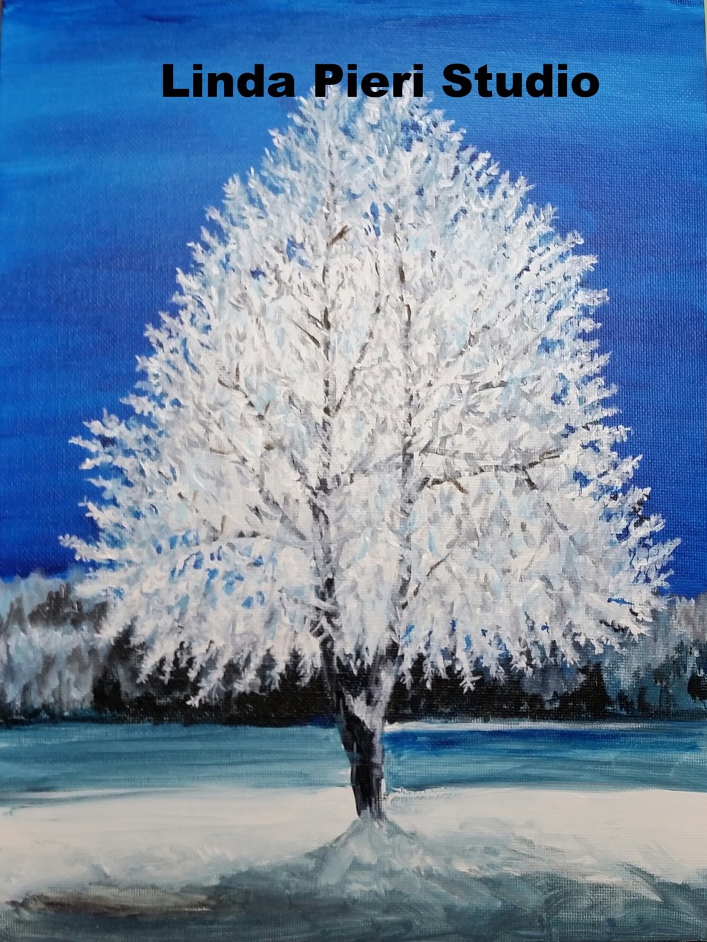 Winter Tree (level 1+)