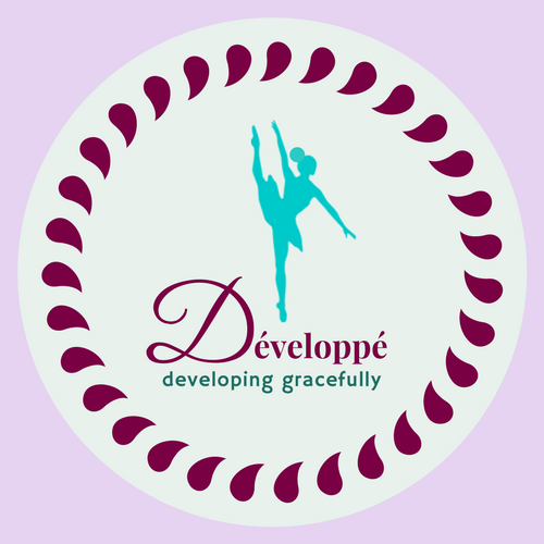 Learn all the steps to develop gracefully  - ...with the help of your Nainnaines, Kenya, Nina & Zeita.