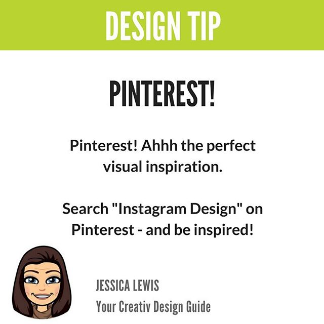 """♥️ @Pinterest! Ahhh the perfect visual inspiration. ⠀ ⠀ 🔎 Search """"Instagram Design"""" on Pinterest - and be inspired! It won't take long to find great ideas for your page and how to lay it out.⠀ .⠀ .⠀ .⠀ .⠀ #business #pinterest #socialmediatips #socialmediahelp #socialmediagrowth #websites #contentmarkering #media #websitehelp #marketingtips #marketinghelp #businesstips #entrepreneurship #startups #startup #growthhacking #infographic #marketing #entrepreneur #ecommerce #smallbusiness #shoplocal #buylocal #erie #eriepa #myerie #ourerie #presqueisle #814"""
