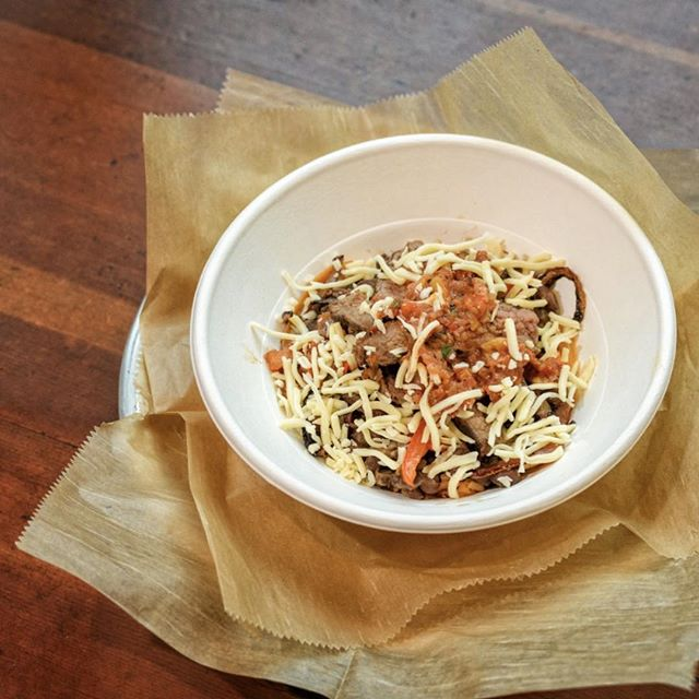 You are seeing: a bowl of deliciousness topped with cheese! 😋 #radcanton #explorecanton #liveauthentic #foodbeast #eeeeeats #eatfamous #feedfeed #dailyfoodfeed #onthetable #lifeandthyme #tastingtable #wheresmyfood #ohioexplored #letsroamohio #igersohio #exploreohio #one_ohio