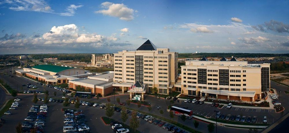 Embassy Suites in Rogers, AR