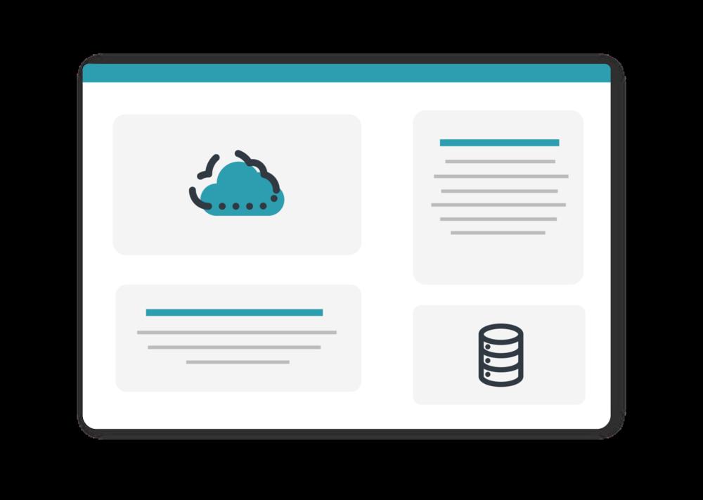 Comforting foryour geeks - Offline supportNative iOS appsAutomatic updatesBackup to multiple off-sitesIndustry standard SSLData hosting on AWSOpen API