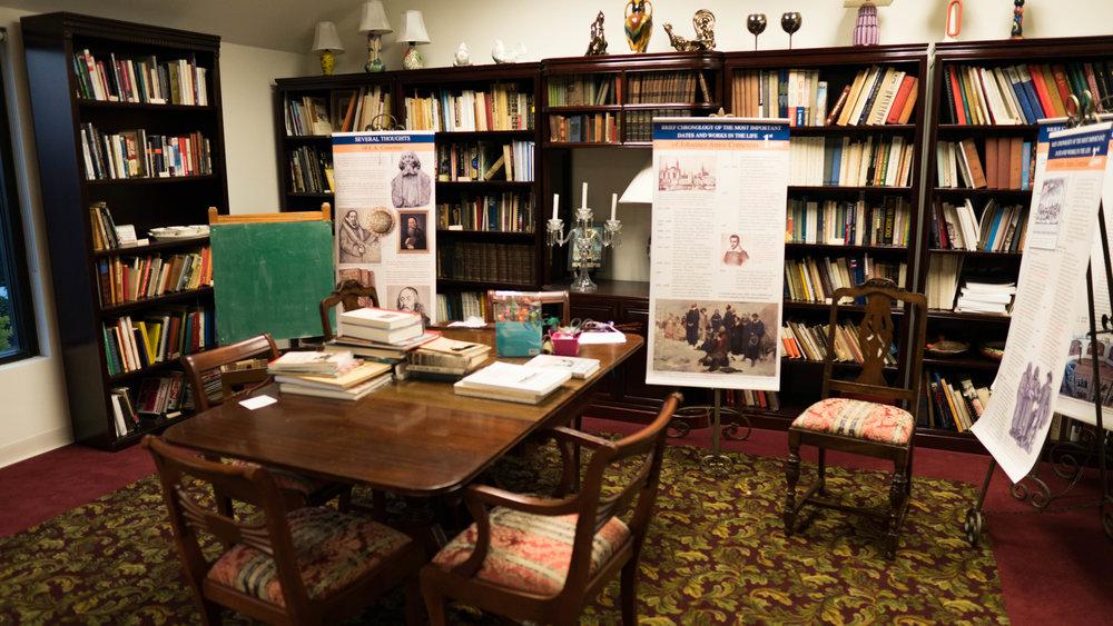 Czech Center Museum Houston Library - Books