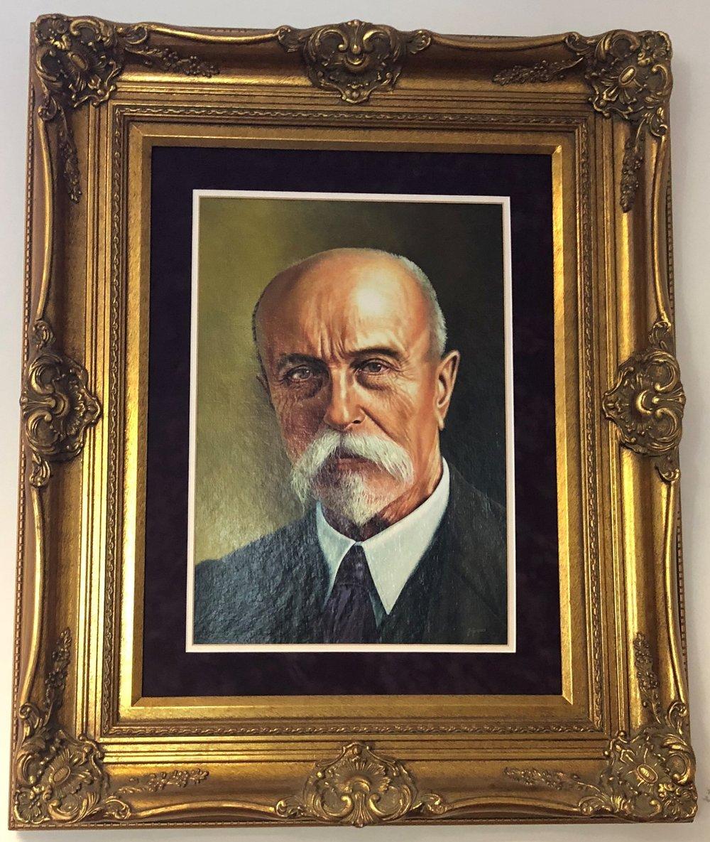 Thomas Masaryk CCMH Collection