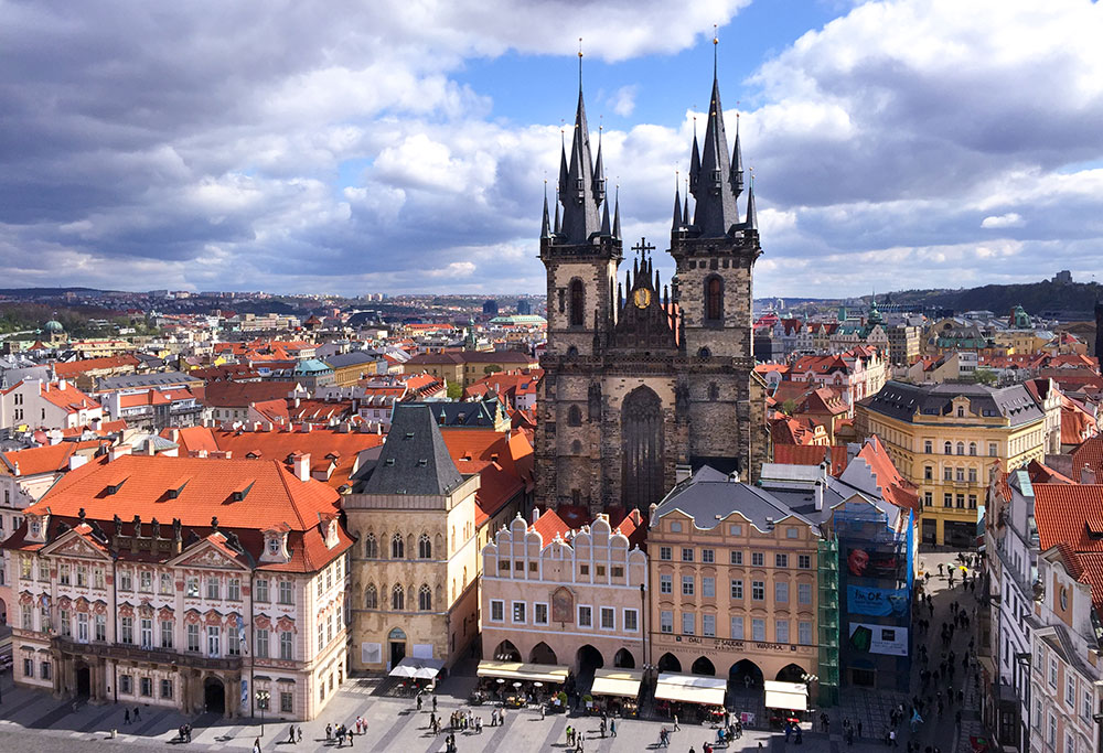 Prague, Capital of the Czech Republic