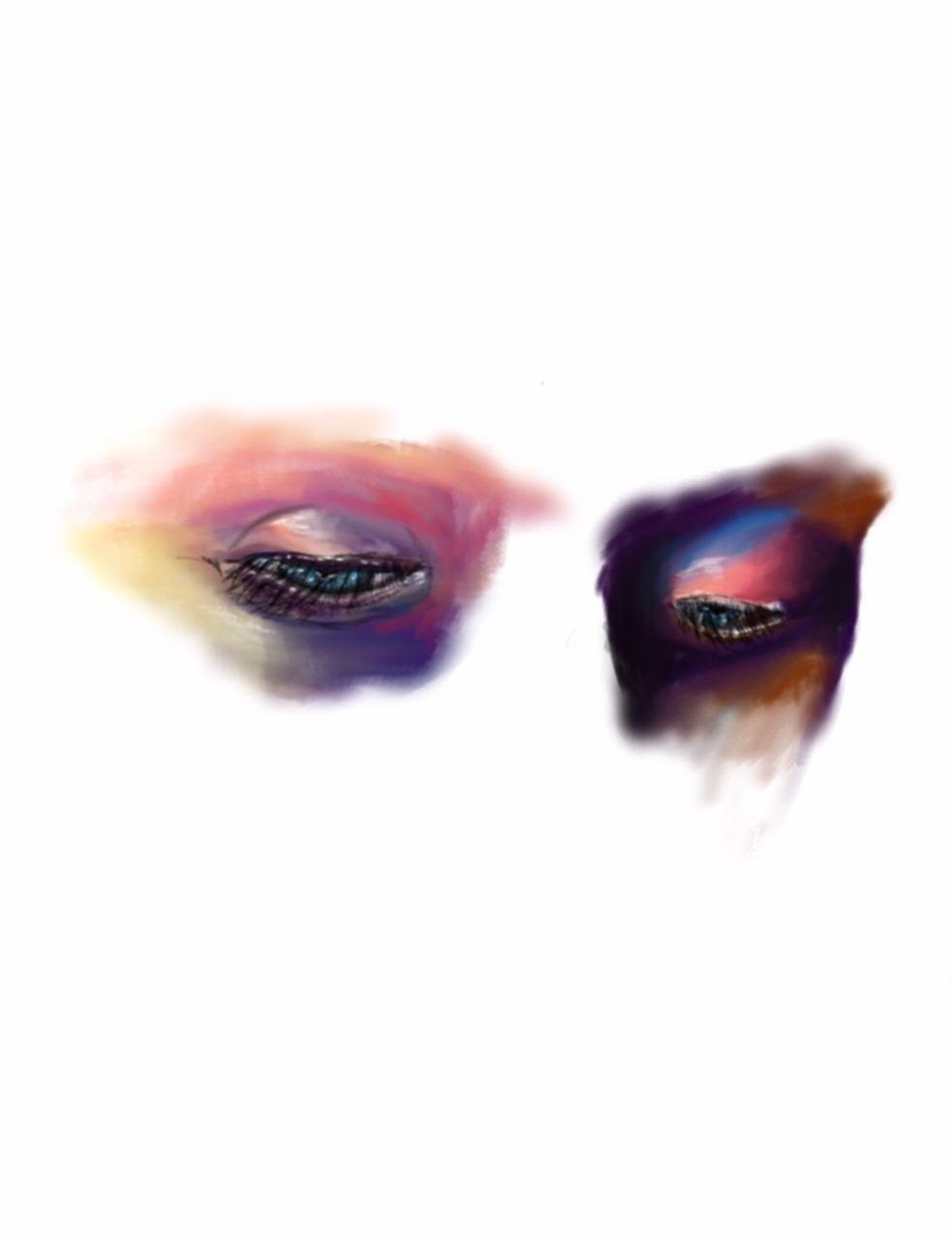 Audrey's Eyes - Digital Media