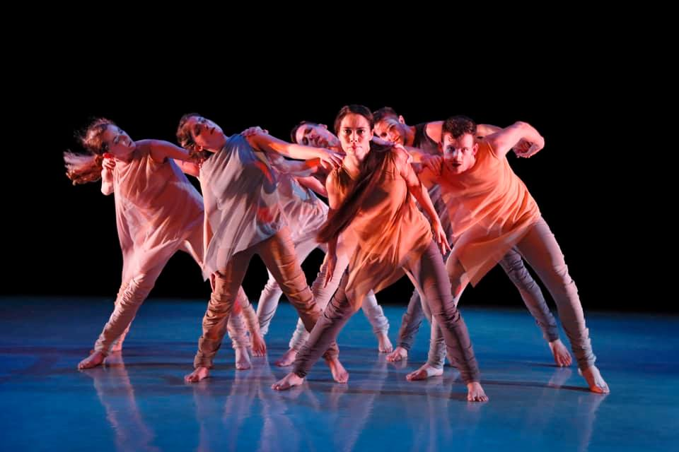 Magnetic Temptations  choreographed by Alison Cook Beatty, Photo credit: Russell Haydn and Paul B. Goode