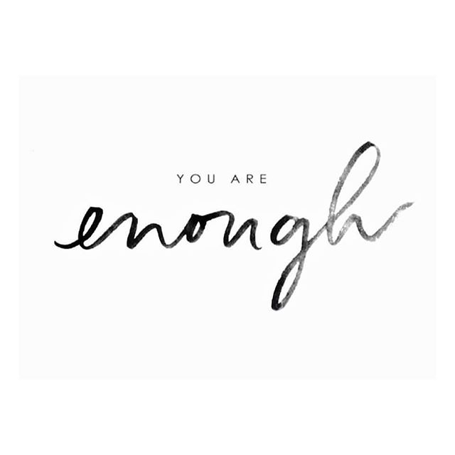 This goes out to all my beautiful mommies. In the last two days I have encountered worn down mamas. Mamas that are so stressed out they're about to blow up and give up. Mamas that are so busy trying to balance life's commands. I just want to let you know that you are enough. God has blessed you with a child, because He saw fit. No mommy has it together all the time! No mommy completely knows what they're doing! We've all learned from mistakes and we're on this rollercoaster ride of motherhood together. You might feel overlooked and that you are not enough, but I see you and you are enough! You're a wonderful mother! Praying for your peace, joy, and perseverance. Praying for your village that surrounds you and supports you. Praying for those mamas who need to just shut in and cry because it's been a really long day and a lot of sleepless nights. You're in my heart! I love you! Keep raising up the next generation mommy! You are enough! You got this! 😘😘