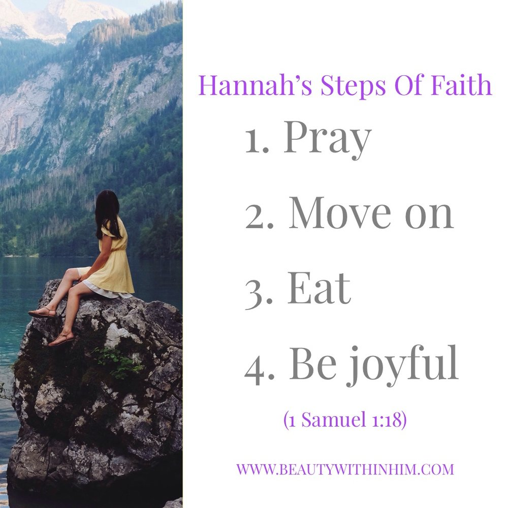 Hannah's Steps Of Faith.JPG