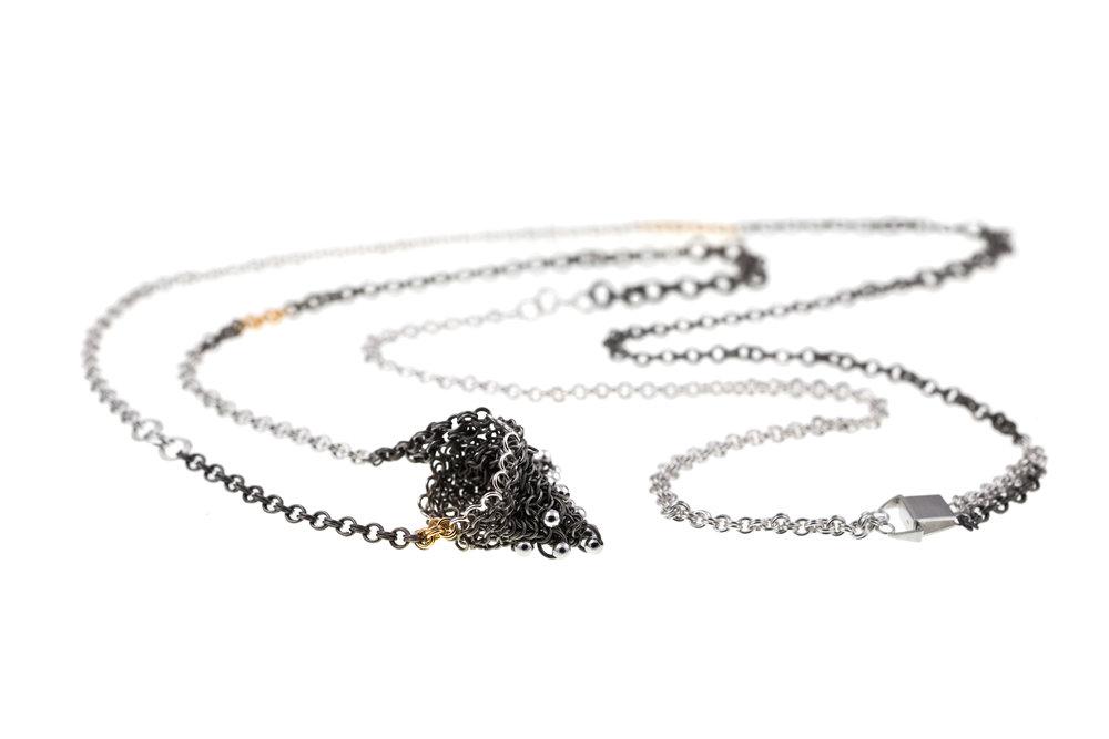 'Basket' Necklace 2015
