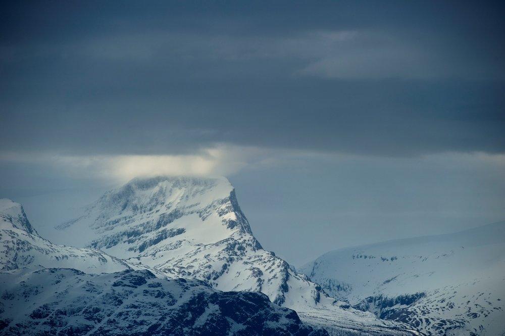 Avalanche bulletin Nordfjord - varsom.no