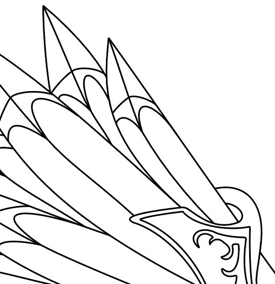 Tyraels Small Wings From Diablo 3 Heroes Of The Storm Blueprint
