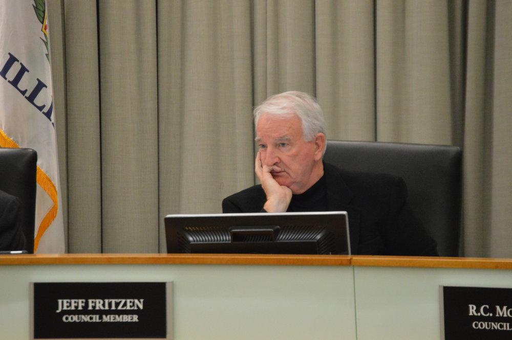 Councilman Jeff Fritzen (Christian Prenzler for AdaptBN)