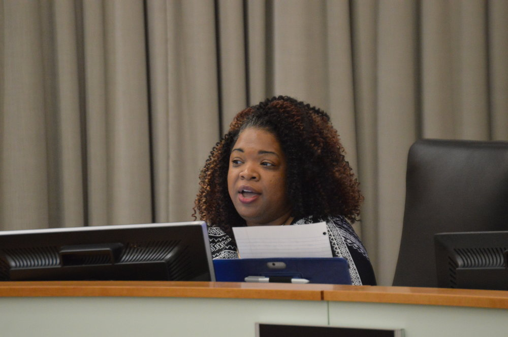 Councilwoman Chamberly Cummings (Christian Prenzler for AdaptBN)