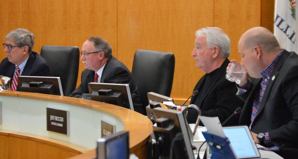 Council Briefing - December 4th, 2017