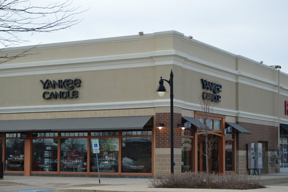 Yankee Candle's retail store at the Shoppes at College Hills in Bloomington (Christian Prenzler for AdaptBN)