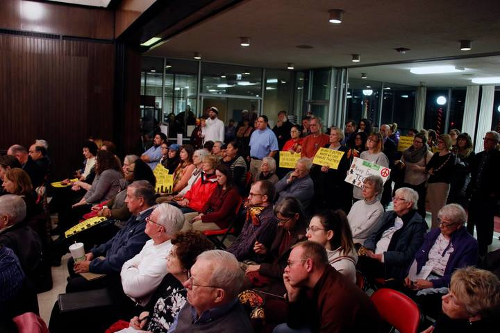Bloomington residents encouraged to attendCouncil's special session -