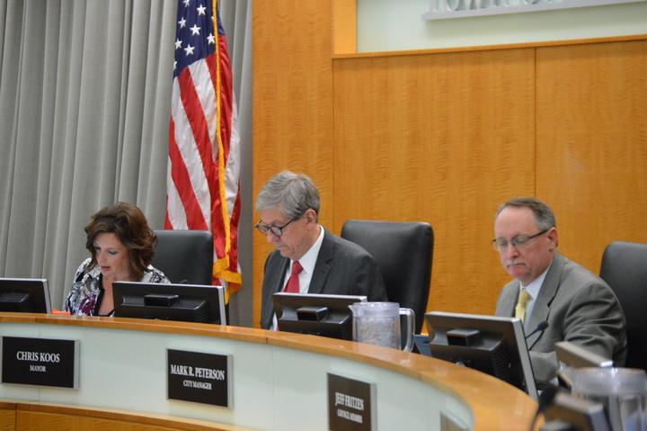 Council Briefing - Normal Town Council: December 18, 2017