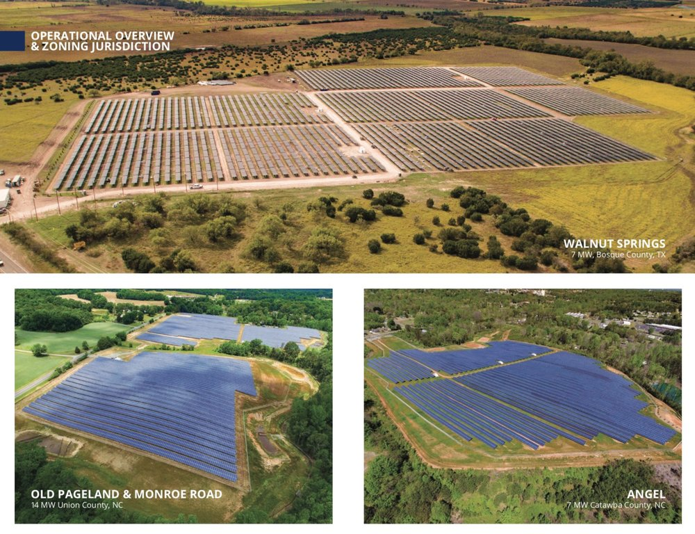 Renewable ReCharge - Cypress Creek Renewables' new plans for 3 solar farms are the latest in a flurry of proposed large-scale renewable energy projects in McLean County.