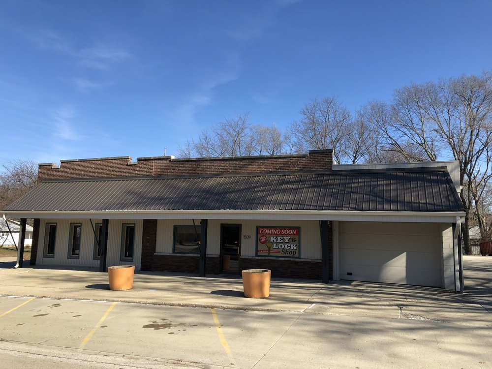 The business will move to a new storefront in May 2018. - 1209 N. Clinton Blvd., Normal