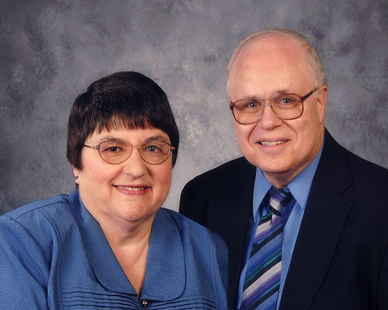 George and Myra Gordon have been dedicated philanthropists in McLean County for over four decades. (Image Credit: George and Myra Gordon)