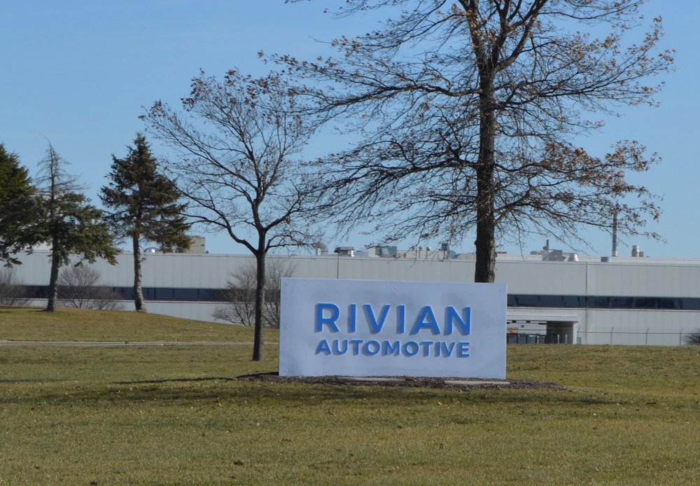 Normal Town Council members unanimously approved the first year of tax abatements for automotive startup Rivian. (Image credit: Christian Prenzler)