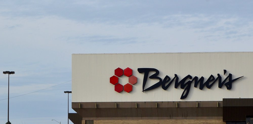 Bergner's parent company Bon-Ton announced Wednesday it will close its department stores after a liquidation firm won the bid for the company in an auction Tuesday. (Image Credit: Christian Prenzler)