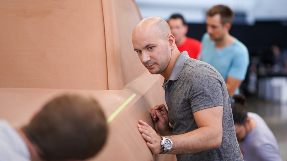 Jeff Hammoud, Rivian's VP of Vehicle Design (Photo: Rivian)