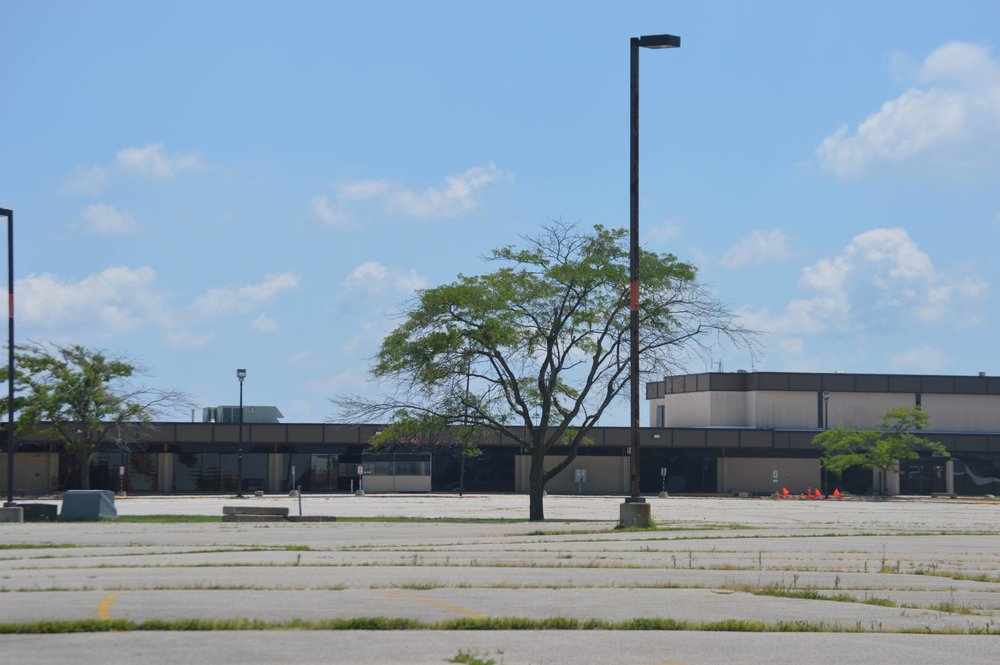 The former CIRA terminal, now nearly completely vacant (Photo: Christian Prenzler)