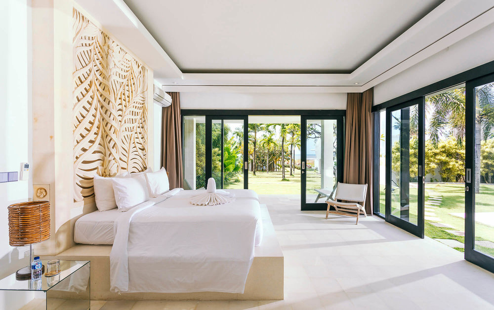 PACKAGE 1 - STAY IN VIP VILLA  Features: Private Bath, Outdoor Shower, Pool Views, Wi-fi, Air Conditioning, Modern Suite, King Size Bed, Private Chef & Full Time Staff. Breakfasts and lunches included.